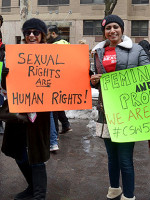 Youth Make Their Voices Heard at UN Women's Rights Conference
