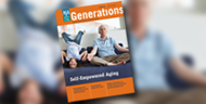 Self-Empowered Aging