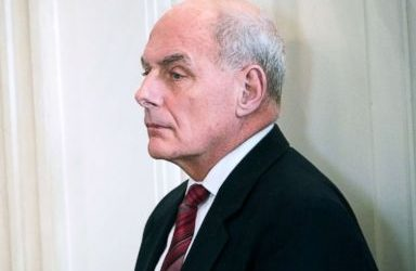 Trump says chief of staff John Kelly will leave at the end of the year