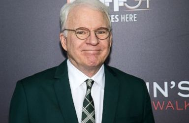 Steve Martin makes cameo on 'SNL' as a 'poor helpless' Roger Stone